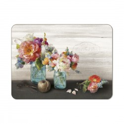 Jason French Cottage Bouquet Placemats