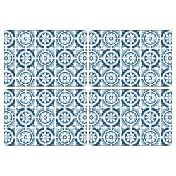 Jason Lisbon Blue Tablemats Large