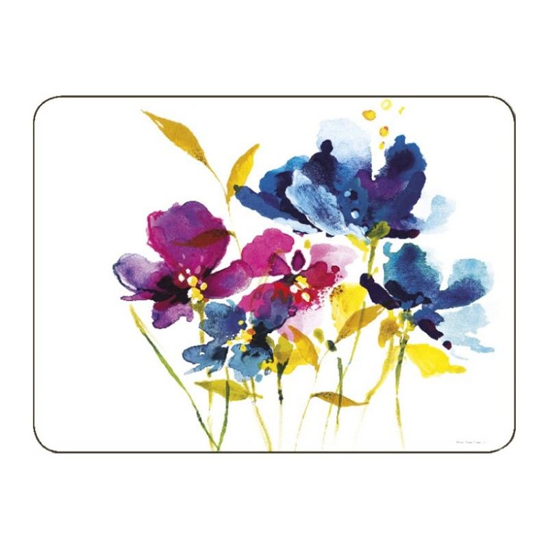 Jason Art House Florals Placemats