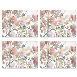 Jason Blossom Blush Tablemats