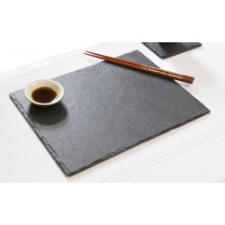 Just Slate Scottish Slate Rectangular Placemats