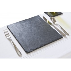 Just Slate Scottish Slate Square Placemats