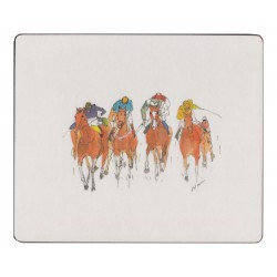 Lady Clare Racing Coasters