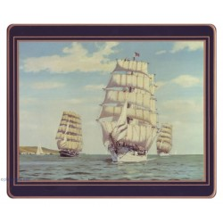 Lady Clare Placemats Tall Ships