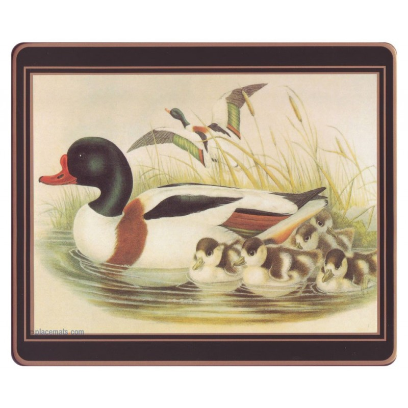 Lady Clare Placemats Gould Ducks