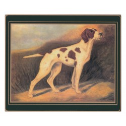 Lady Clare Traditional Placemats Sporting Dogs