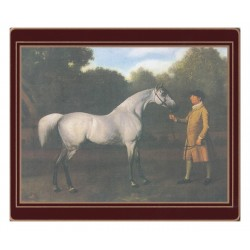 Lady Clare Traditional Placemats Racehorses