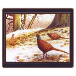 Lady Clare Placemats Game Birds