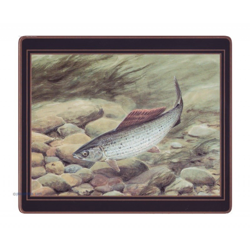 Lady Clare Placemats Game Fish