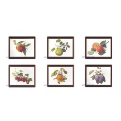 Lady Clare Placemats Hooker Fruits