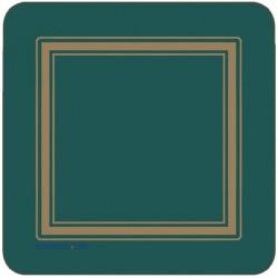 Pimpernel Classic Emerald Coasters
