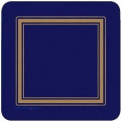 Pimpernel Classic Midnight Blue Coasters