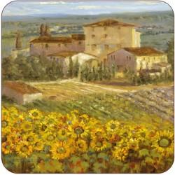 Pimpernel Tuscany Coasters