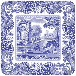 Pimpernel Blue Italian Coasters