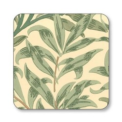 Pimpernel Willow Boughs Green Coasters