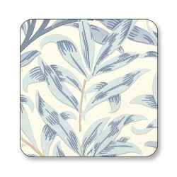 Pimpernel Willow Boughs Blue Coasters
