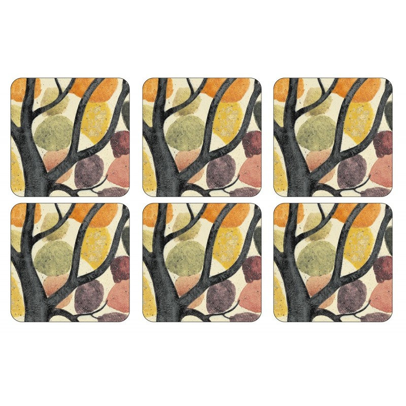 Pimpernel Dancing Branches Coaster