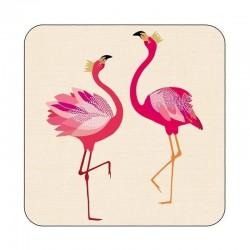 Pimpernel Sara Miller Flamingo coasters