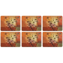 Plymouth Pottery Sunset Tablemats