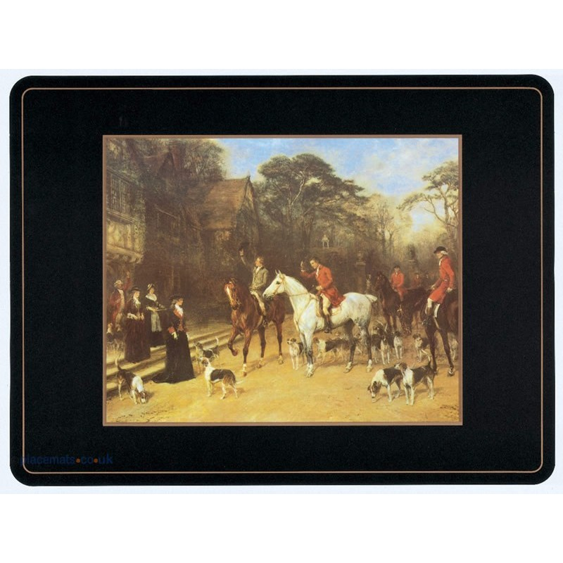 Pimpernel Tally Ho placemats