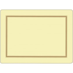 Pimpernel Classic Cream placemats