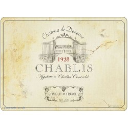 Pimpernel Vin de France Tablemats Chablis