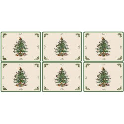 Pimpernel Christmas Tree Tablemats