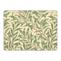 Pimpernel Willow Boughs Green Placemats