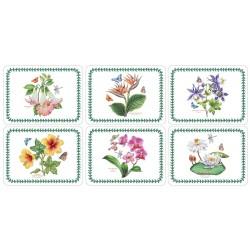 Pimpernel Exotic Botanic Garden Tablemats