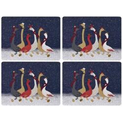 Pimpernel Sara Miller Geese Tablemats
