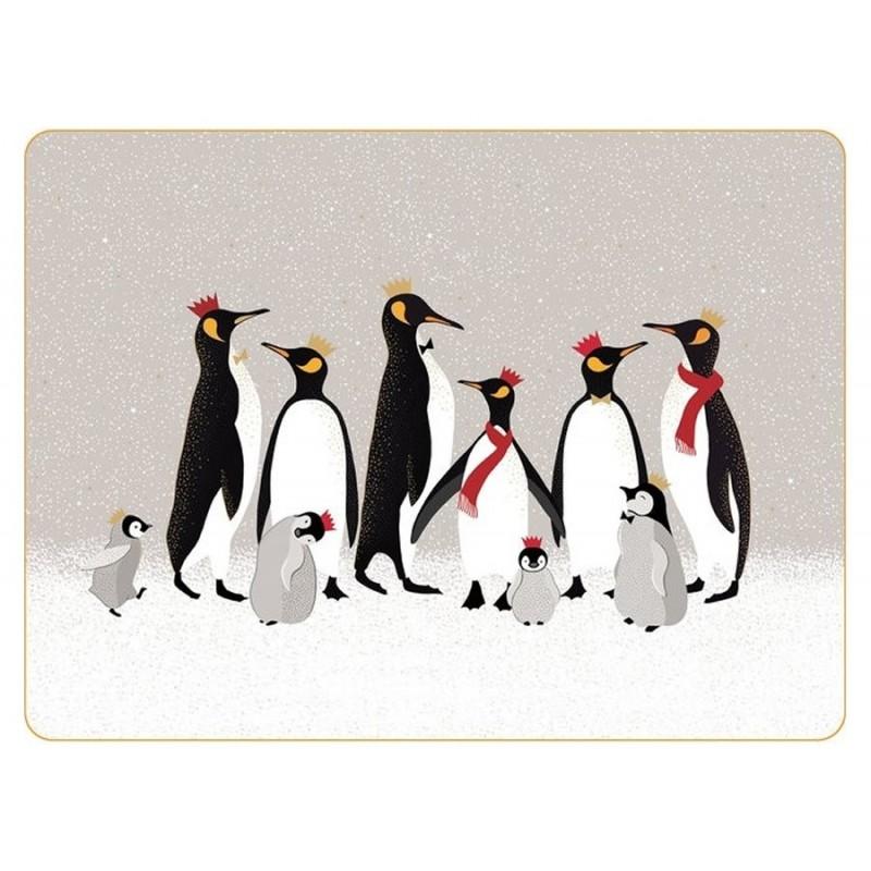 Pimpernel Sara Miller Penguins placemats
