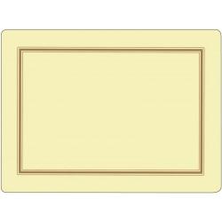Pimpernel Classic Cream Large Placemats