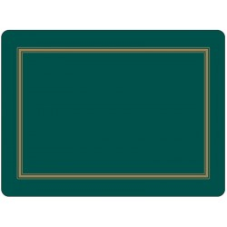Pimpernel Classic Emerald Large Placemats