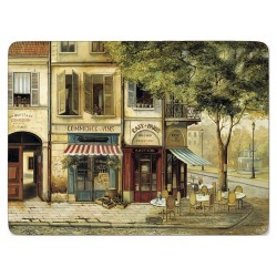 Pimpernel Parisian Scenes Large Placemats