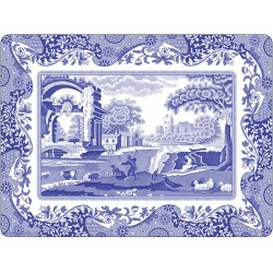 Pimpernel Blue Italian Large Placemats