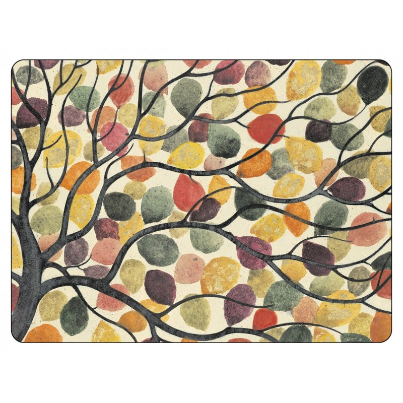 Pimpernel Dancing Branches Large Placemats