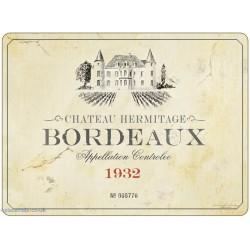 Pimpernel Vin de France placemats Bordeaux