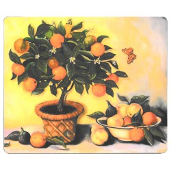 Lady Clare Orange Tree Placemats