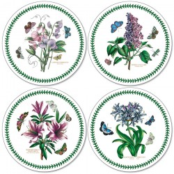 Pimpernel Botanic Garden Round Coasters Set of 4