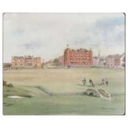 Lady Clare Golf Courses Coasters
