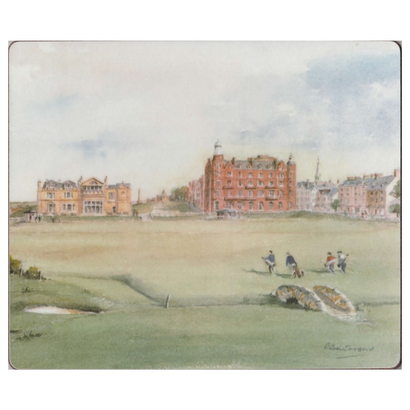 Lady Clare Golf Courses Placemats