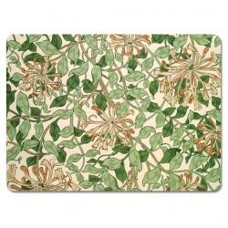 William Morris Mixed Patterns Honeysuckle Tablemats