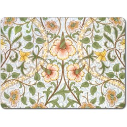 William Morris Mixed Patterns Daffodil Tablemats