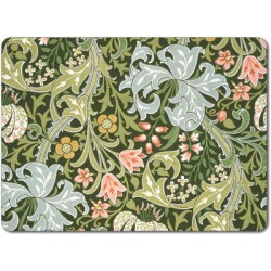William Morris Mixed Patterns Golden Lily Placemats