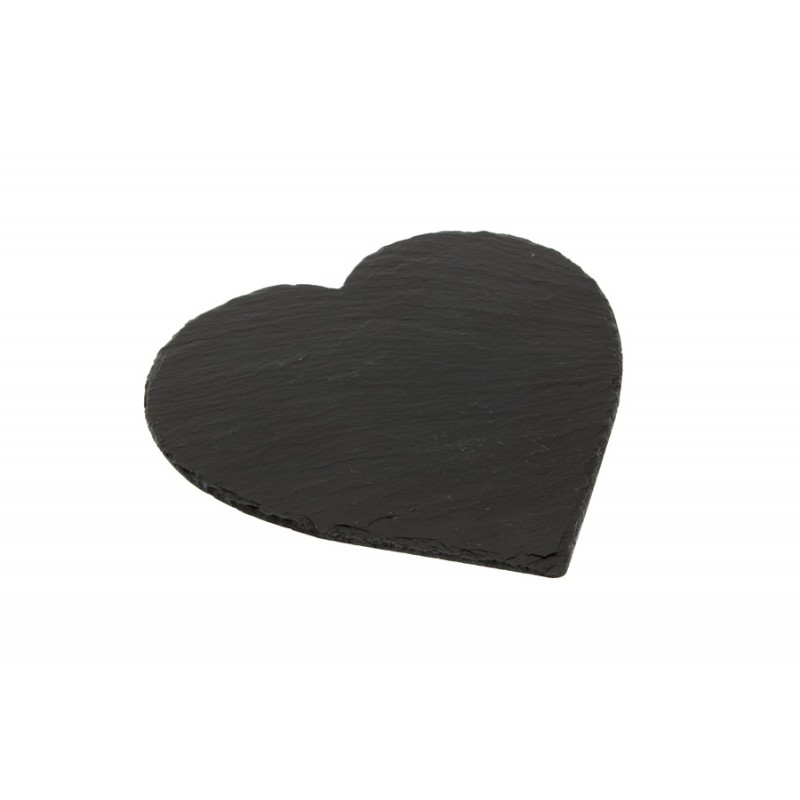 Just Slate Scottish Heart Shaped Placemats