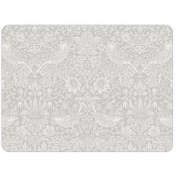 William Morris Pure Strawberry Thief Pimpernel Placemats