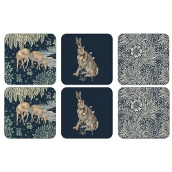 Pimpernel Wightwick Morris drinks coasters