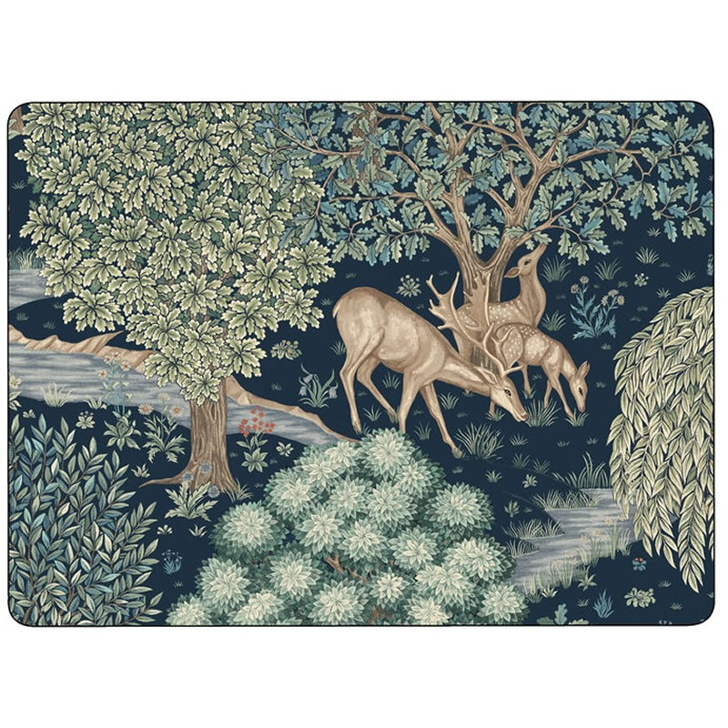 William Morris Wightwick Large Placemats by Pimpernel