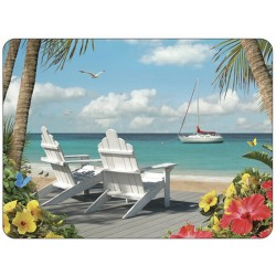 Pimpernel In the Sun place mats