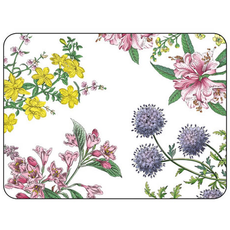 Pimpernel Stafford Blooms tablemats